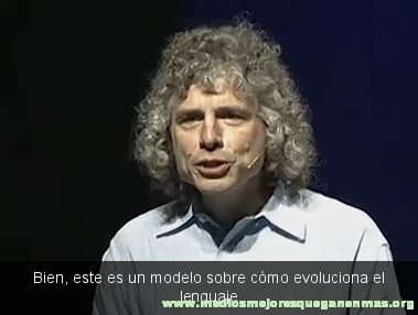 Steven Pinker: On language and thought, …AND THE PREEMINENCE OF CONTENTS IN MEDIA